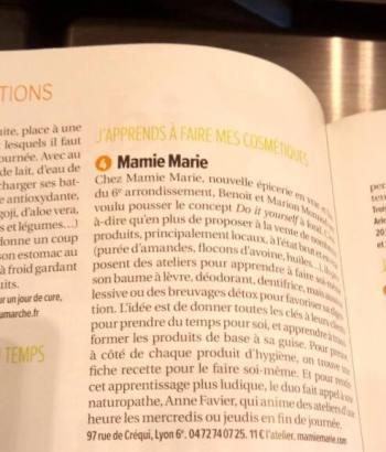 Tribune de Lyon 11/01/18