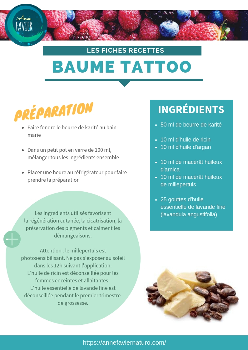 Baume tattoo